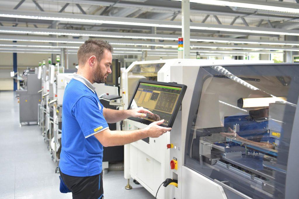 Software für Produktionsplanung und -steuerung
