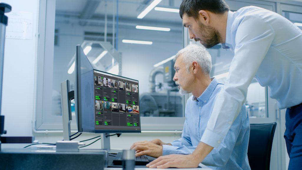 Produktionscontrolling mit Maschinendaten